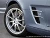 Mercedes SLS AMG in Yosemite Blue
