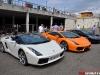 Spa Italia 2011: Lamborghini Gallardo Spyder & Coupé