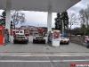 De Tomaso Pantera - taking gas