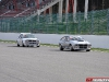 Lancia Delta Integrale chasing Alfa Romeo
