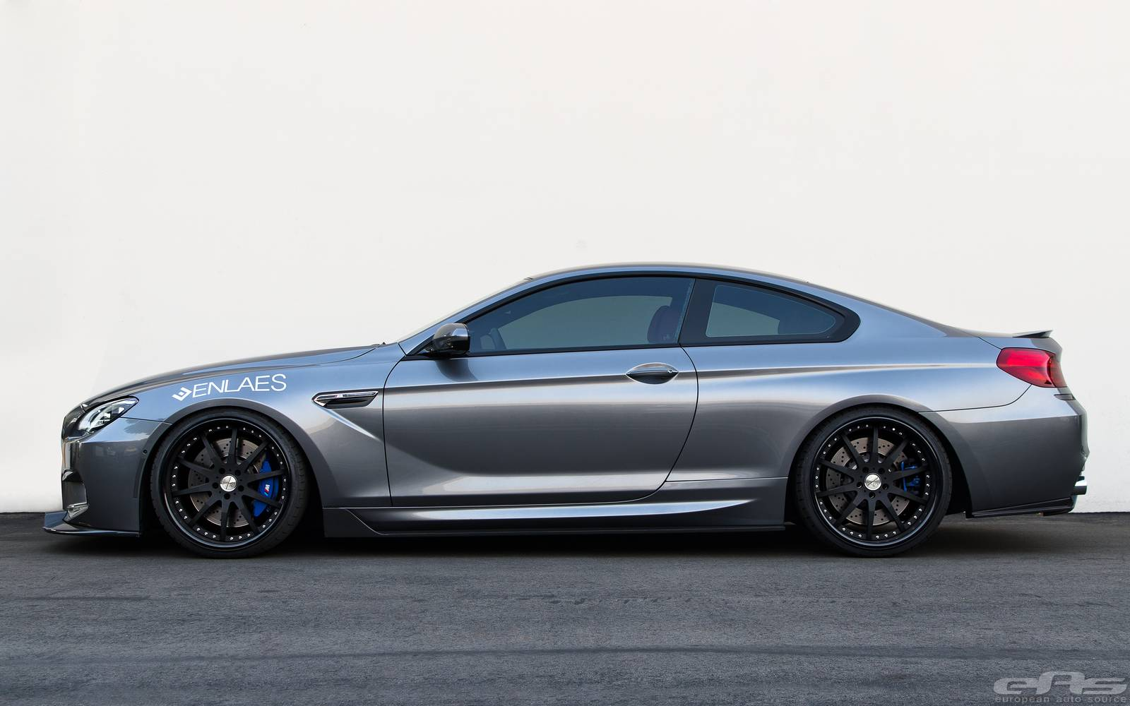 Space Gray Bmw F13 M6 By Eas