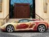 Spotted Sandy Lamborghini Gallardo
