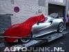 Spotted Alfa Romeo 4C Concept Live at IAA