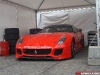Spotted Ferrari 599 XX at Le Mans 2011
