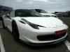 Spotted Oakley Design Ferrari 458 Italia at Dutch Race Track