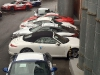 Spotted Porsche 911 (991) Convertible near Factory