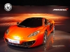Spyshots McLaren MP4-12C Exclusive Edition
