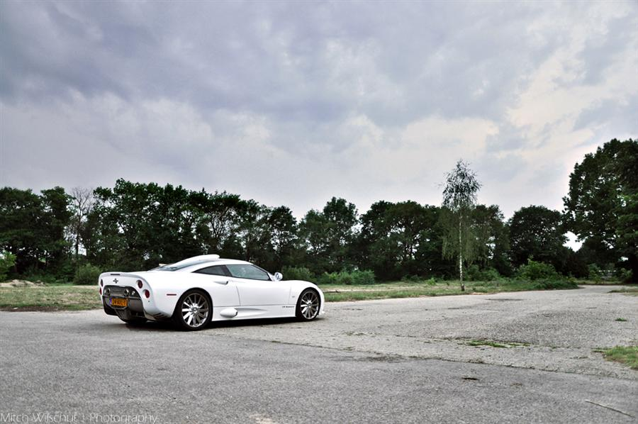 Photo Of The Day Spyker C8 Aileron Photo 1