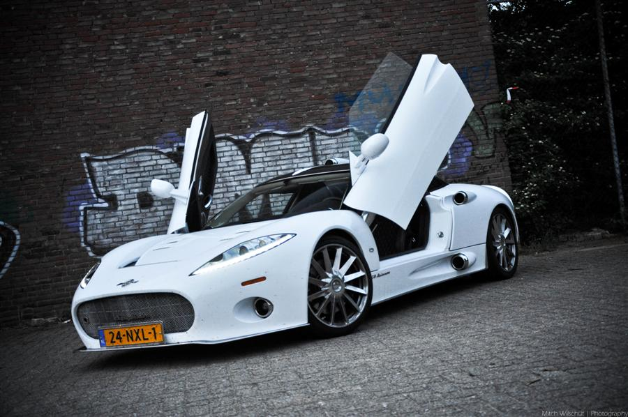 Photo Of The Day Spyker C8 Aileron Photo 2