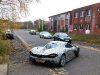 Spyshots McLaren P1 Production Model Spotted in UK