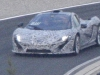 Spyshots McLaren P1 Production Model