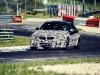 New BMW M3 testing at the Nordschleife