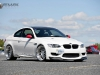 BMW E92 M3 with SM8 Strasse Forged Wheels