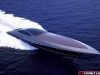 Strand Craft 122 Yacht with Tender Supercar