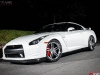 Strasse Forged Nissan GT-R with SP5 Concave Wheels