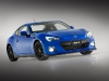 Subaru BRZ with STI Performance Parts
