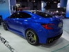Subaru WRX Concept at New York