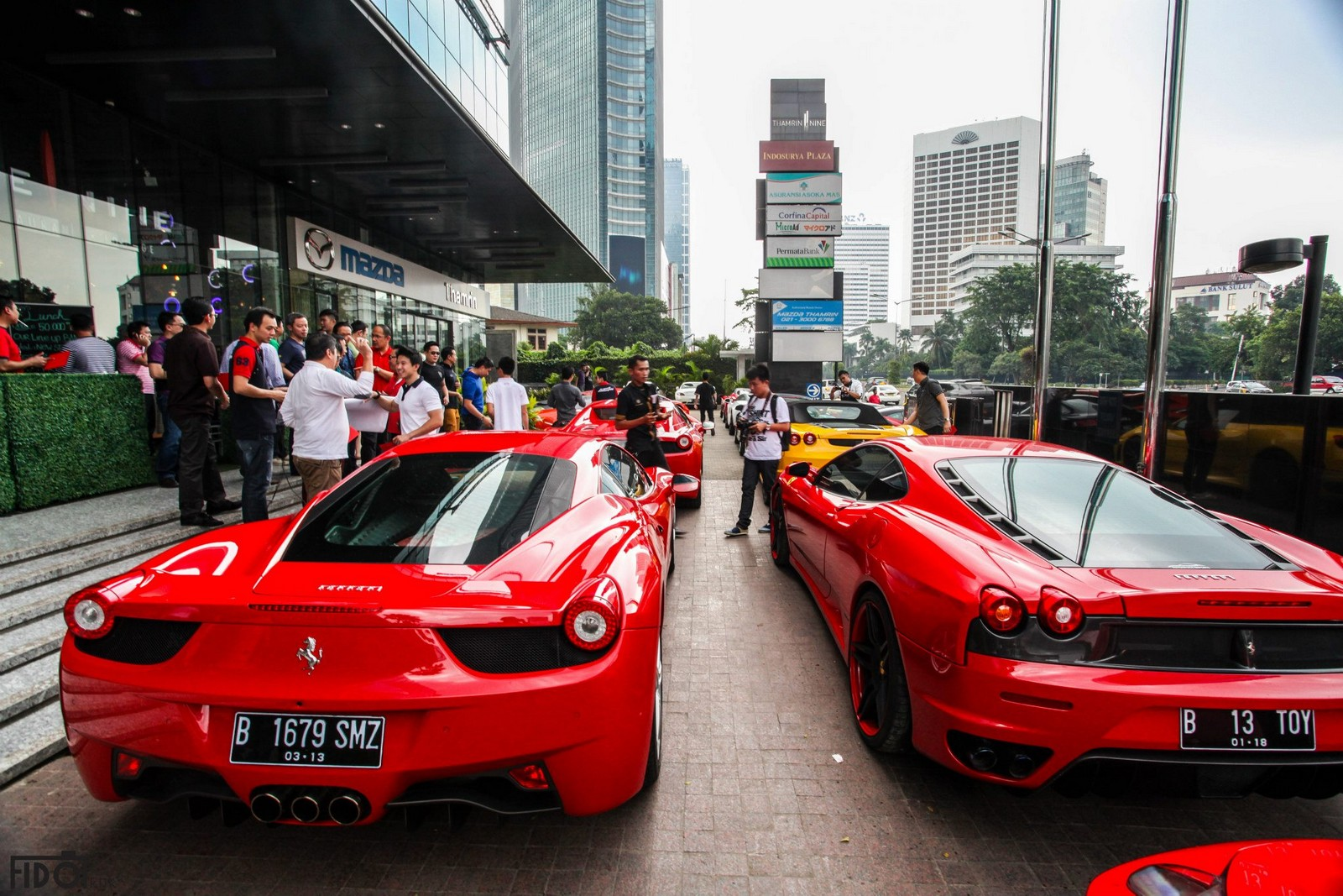 Lamborghini Club Indonesia Super Cars