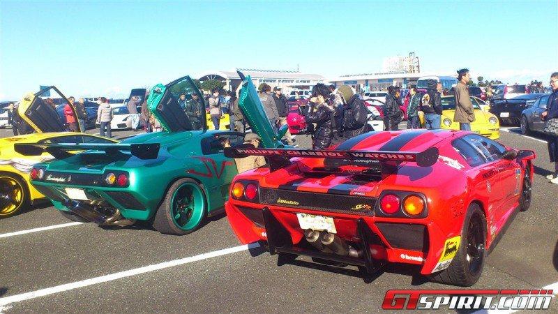Supercar Meeting in Japan