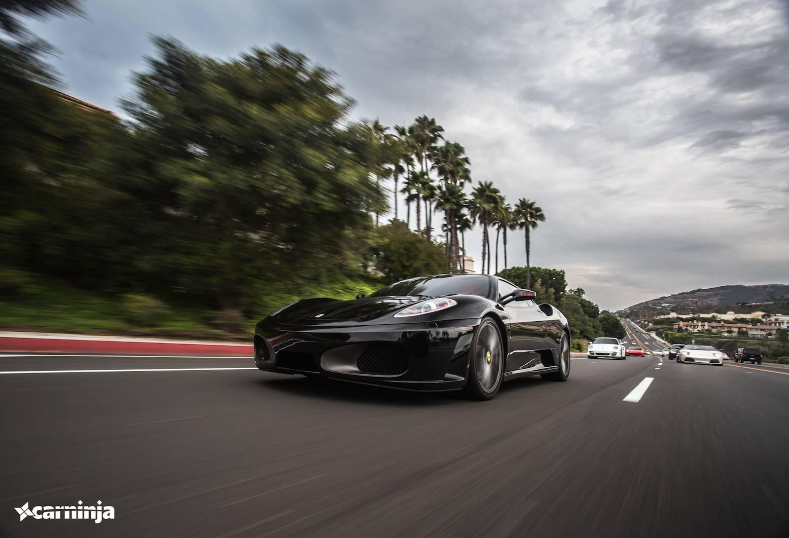 Фото Ferrari F430
