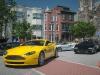 Aston Martin V8 Vantage & Lamborghini Countachs