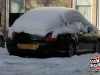 Supercars in the snow