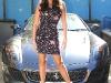 Tamara Ecclestone and Her Ferrari 599 GTO