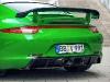 TechArt Emerald Green Porsche 911 Carrera 4S