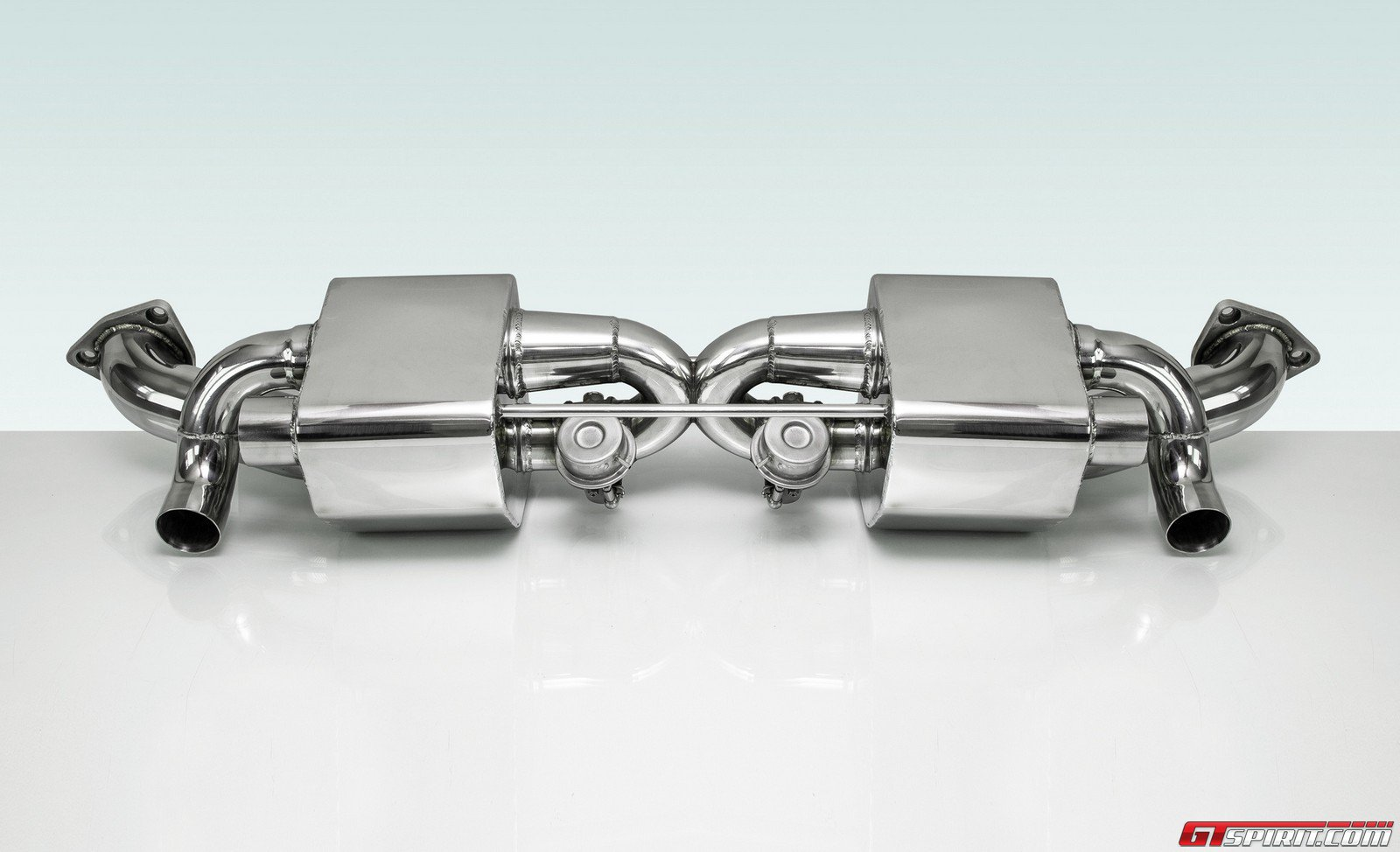 Official Techart Sports Exhaust For Porsche 991