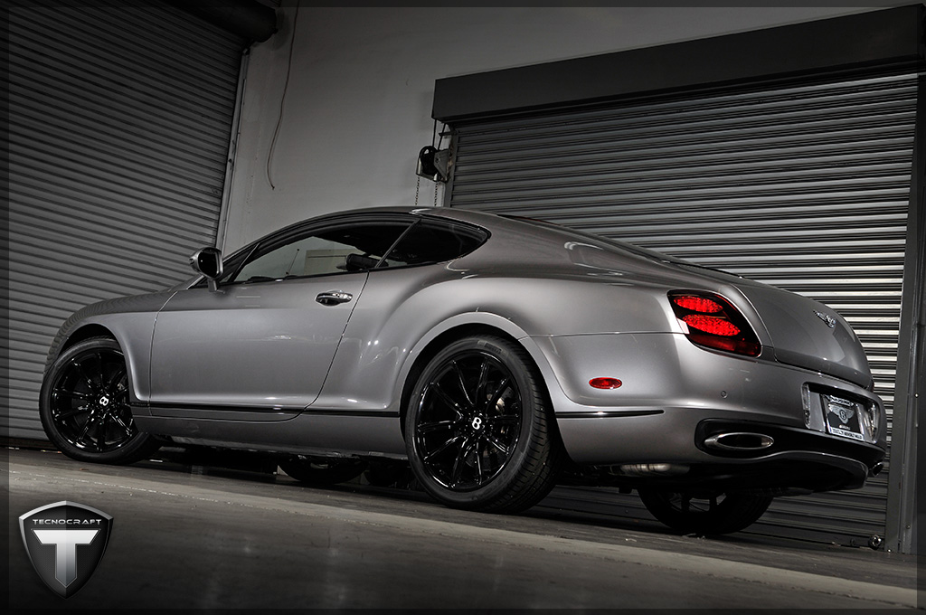 Tecnocraft Bentley Continental Supersports