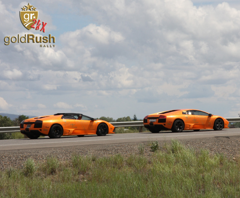 The Best of the GoldRush Rally 2KX