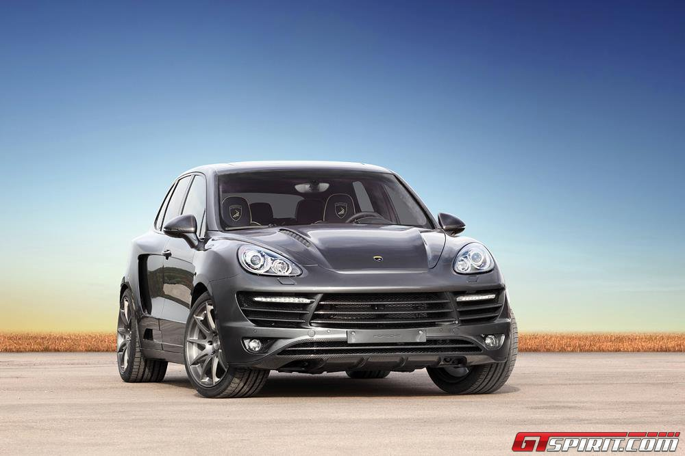 Top Car Cayenne Vantage GTR2 20/50