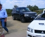 Top Gear wrecking Evo VII