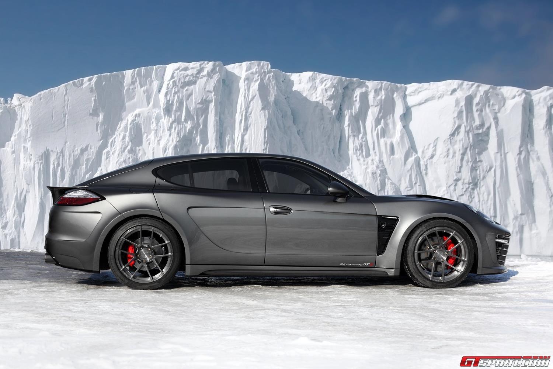 Porsche Stingray Autos Post