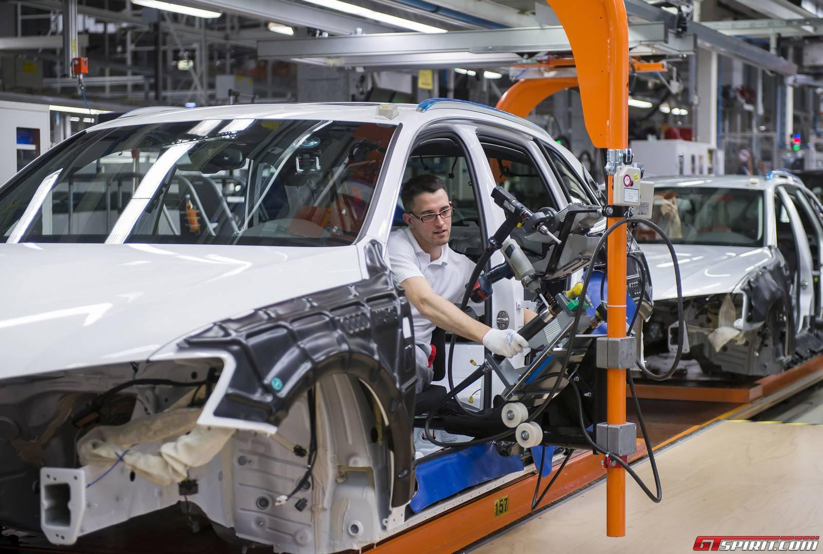 Factory Visit Audi Ingolstadt Factory Tour Audiworld Forums