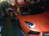 Toyota Prius Driver Smashes into Lamborghini Aventador in China