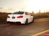 Tuned BMW 5-Series on Vossen CV3 Wheels