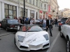 Tuned Lamborghini Murcielago Smashes Into Five Cars in Russia