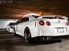 Twin Nissan GT-Rs Sporting Strasse Forged Wheels