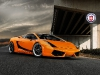 Twin Turbo Lamborghini Gallardo Superleggera with HRE C93 Wheels 006