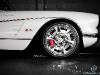 Ultimate Auto 1961 Chevrolet Corvette with Vellano Wheels