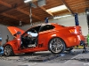 Valencia Orange BMW E82 1M by European Auto Source