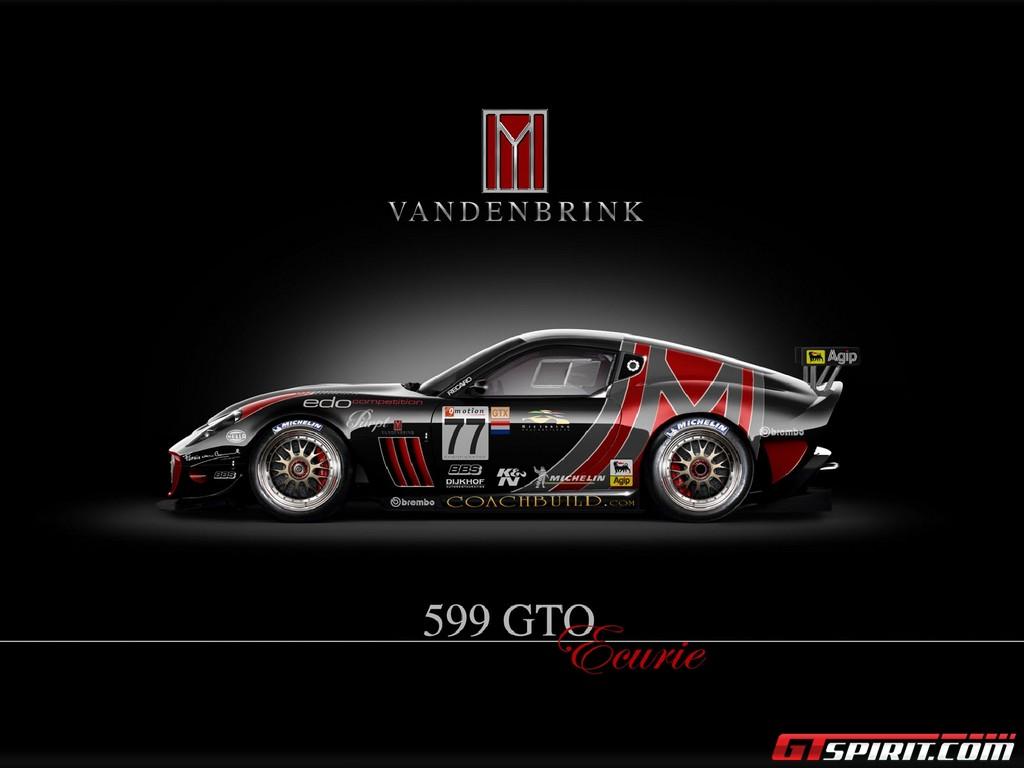 ferrari 599 gto concept