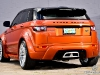 Vesuvius Orange Range Rover Evoque by Ultimate Auto