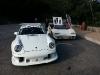 Video: Porsche 993 911 GT2 Chasing Lamborghini Countach on Mulholland