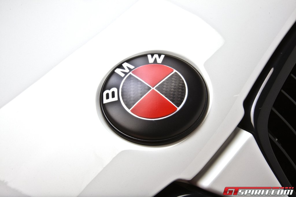 Vorsteiner BMW M3 Candy Cane