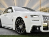 Wald Black Bison Rolls-Royce Ghost at RR Dealer LA