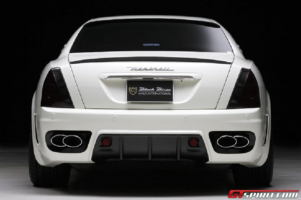Wald Black Bison Bodykit For The Qp Maserati Forum