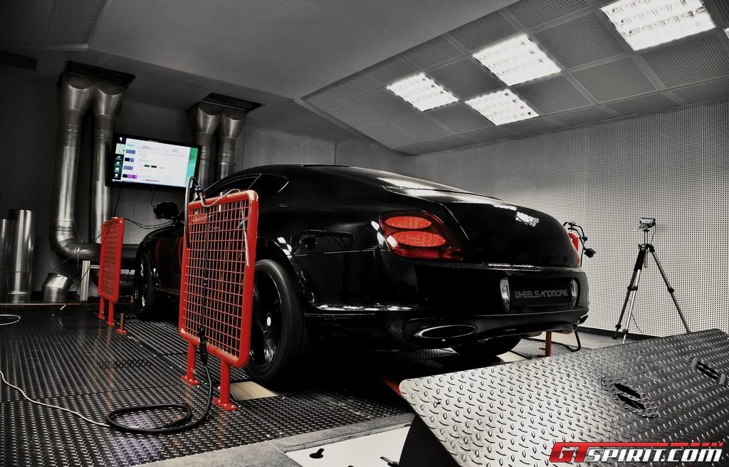 Bentley Continental Supersports by Wheelsandmore - GTspirit