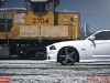 White Dodge Charger with Vossen Wheels by Need4Speed Motorsports